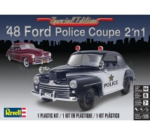 Revell - Ford 48 & Police version