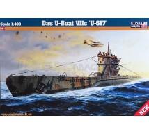 Mistercraft - U Boat VIIC  U617
