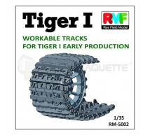 Rye field model - Tigre I Tracks