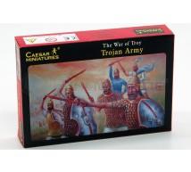 Caesar miniatures - Troyens