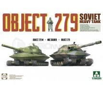 Takom - Combo Object 279 & NBC soldier
