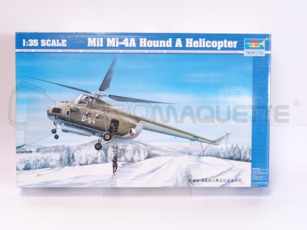 Trumpeter - Mil Mi-4A hound