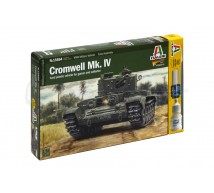 Italeri - Cromwell Mk IV