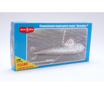 Mikro - Delphin I 1/35 Clear edition