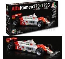 Italeri - F1 Alfa Romeo 179/C
