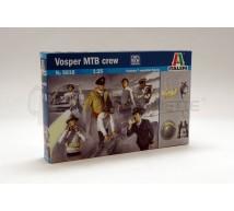 Italeri - Vosper MTB crew