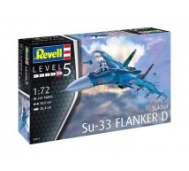 Revell - Su-33 Flanker D