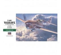 Hasegawa - P-40N Warhawk
