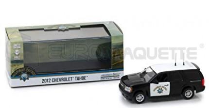 Greenlight - Chevrolet Tahoe Police