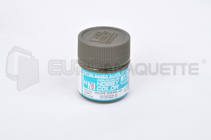 Gunze Sangyo - Gris Olivatre H78 (pot 10ml)