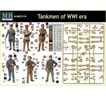 Master box - Tankistes WWI