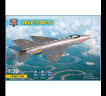 Model svit - Mig-21F-13