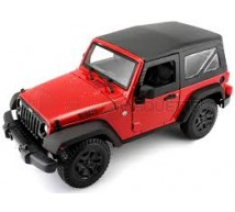 Maisto - Jeep Wrangler fermée