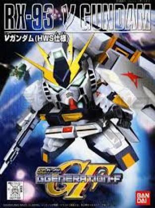 Bandai - SD RX-73 V Gundam (5057410)