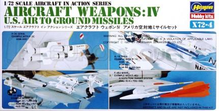 Hasegawa - Missiles sol-air US