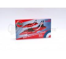 Airfix - Hawk Red Arrows