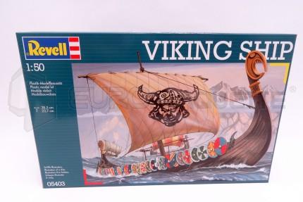 Revell - Viking Ship Drakkar 1/50