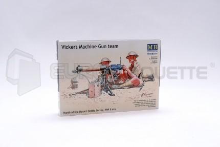 Master Box - Vickers British Team