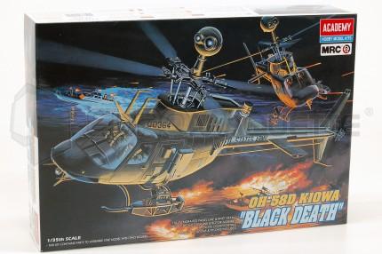 Academy - Bell OH-58D Black death