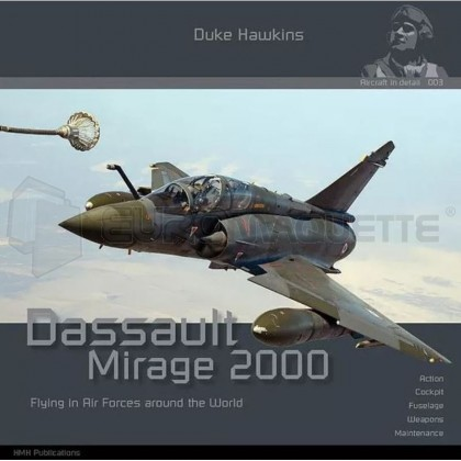 Duke hawkins - Mirage 2000