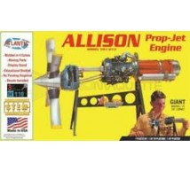 Atlantis - Allison Prop jet engine 501-D13