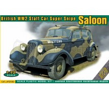 Ace - WWII Snipe saloon car