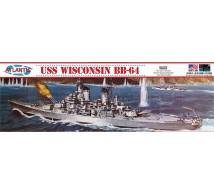 Atlantis - USS Wisconsin BB-64 1/535