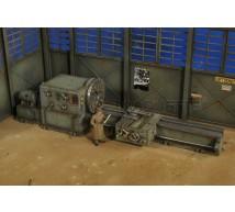 Verlinden - Machine outil WWII