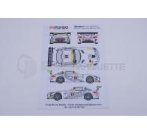 Racing decals 43 - Mercedes SLS 24h Spa 2013