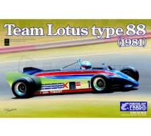 EBBRO - Lotus Type 88 Essex 1981