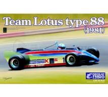 EBBRO - Lotus Type 88 Essex 1981