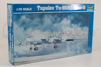Trumpeter - TU-95 bear