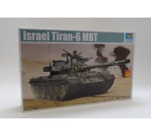 Trumpeter - Tiran-6 IDF MBT