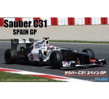 Fujimi - Sauber C31 Spain GP