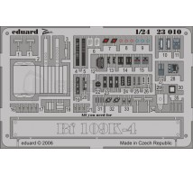 Eduard - Bf-109 K-4 placards (Trumpeter)