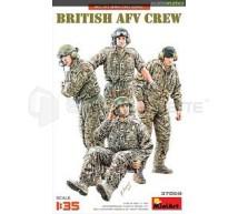Miniart - Modern British AFV crew