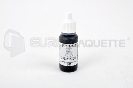 Prince August - Noir brillant 861 (pot 17ml)