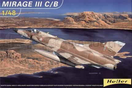 Heller - Mirage IIIC.B