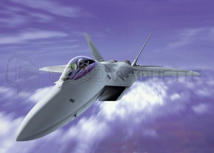 Italeri - F-22 Raptor