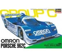 Hasegawa - Porsche 962C OMRON