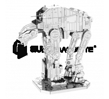 Metal earth - AT-M6 Assault Walker