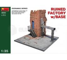 Miniart - Usine en ruine