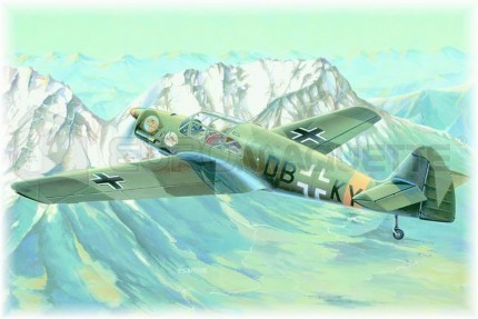 Eduard - Bf-108 B Taïfun (profipack)