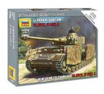 Zvezda - Pz IV Ausf H 1/100