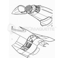 Cmk - F-16 A armement (hasegawa)