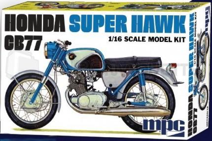 Mpc - Honda Super Hawk CB 77