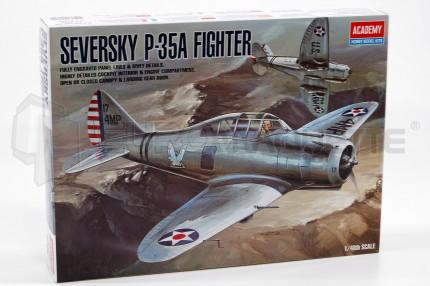 Academy - Seversky P-35A