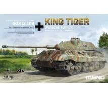 Meng - King Tiger Porsche