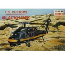 Minicraft - US Customs Blackhawk