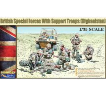 Gecko models - British Special Forces Afghanistan